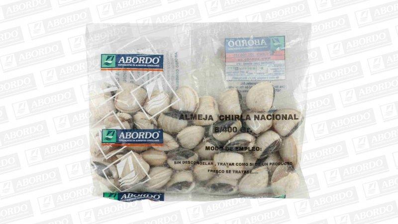 Almejas Chirlas (Nacional)