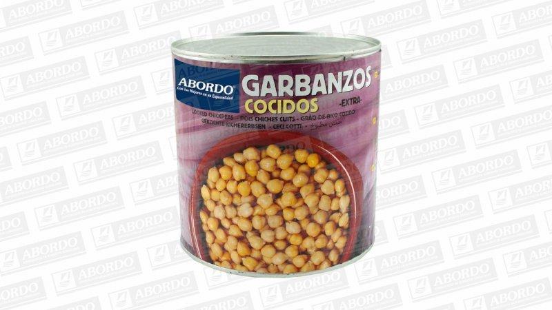 Garbanzo Natural Extra