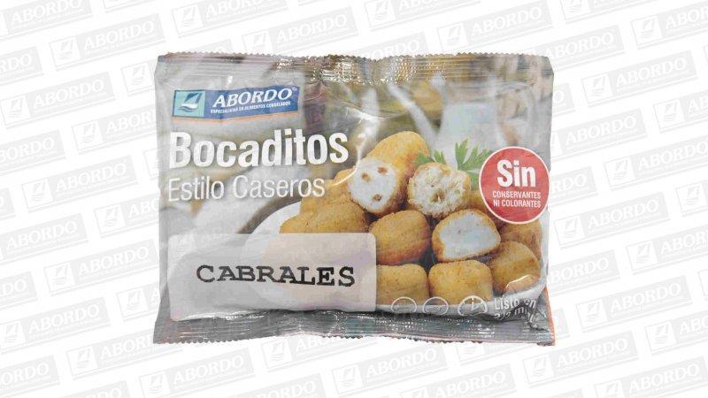 Bocaditos de Cabrales
