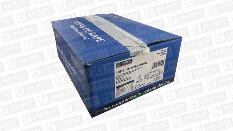 Rape Grande (300/500 g/pza.) IQF