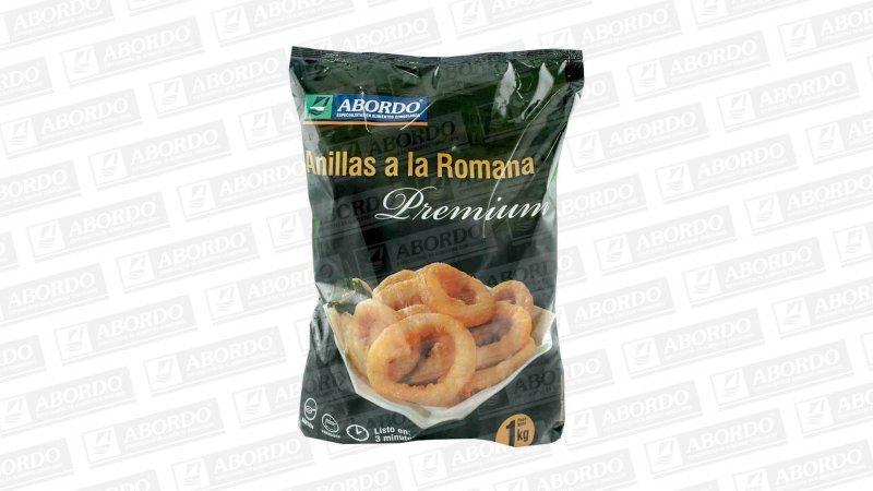 Calamar Fino  Romana Casero Premium