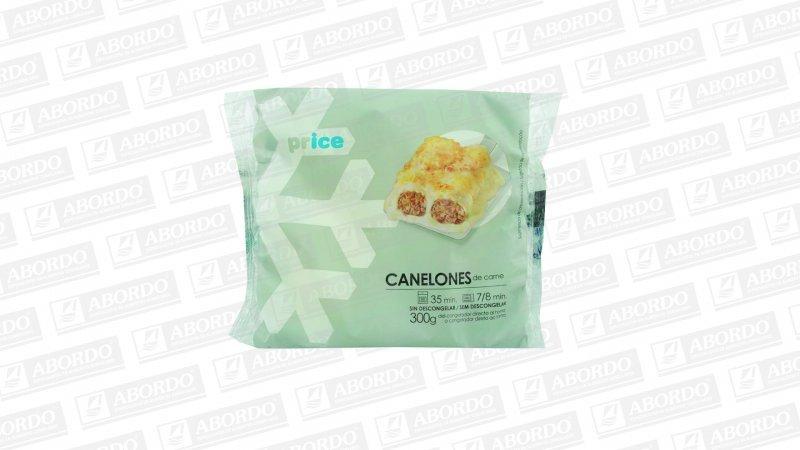 Canelones (1 ración)