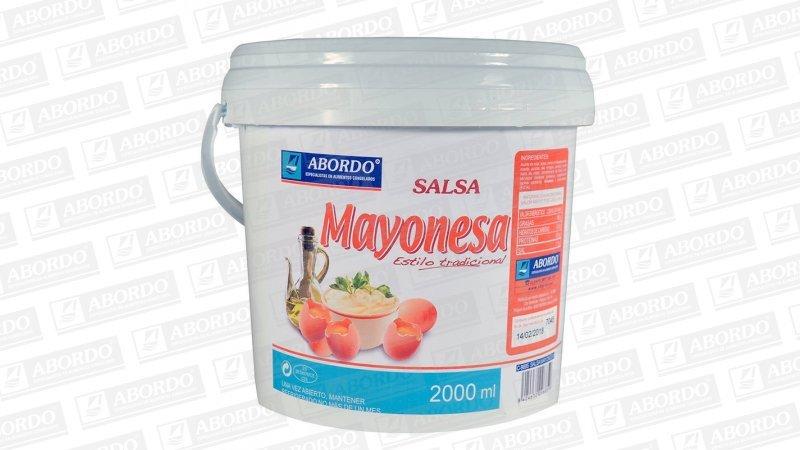 Mayonesa Casera