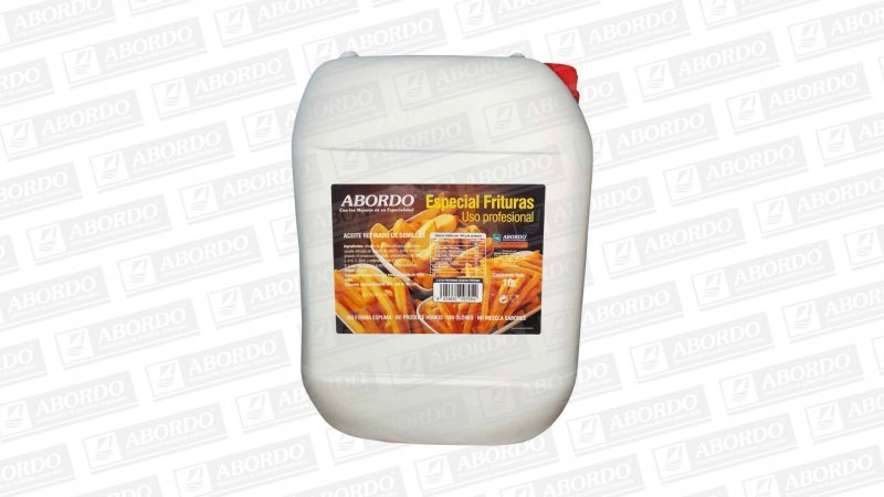 Aceite Vegetal refinado